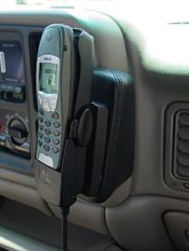 Konsola KUDA pod telefon do Chevrolet Silverado 2001-2006