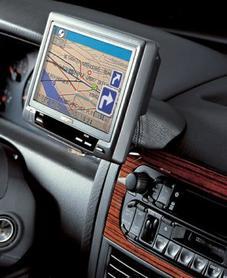 Konsola Kuda pod tel/navi do Jeep Grand Cherokee od 04/1999 do 2005