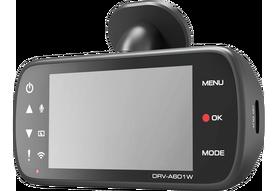 Rejestrator jazdy KENWOOD DRV-A601W 4K z wbudowaną siecią LAN i GPS
