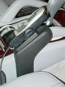 Konsola KUDA pod tel. do Porsche Cayenne od 12/2002