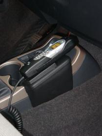 Konsola KUDA pod tel.do Renault Espace od 11/02