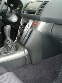Konsola KUDA pod telefon do Subaru Legacy od 2003