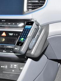 Konsola KUDA pod tel.do Hyundai Ionic od 2016