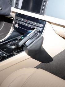 Konsola KUDA pod tel. do Jaguar XF od 05/2015 / XE od 06/2015
