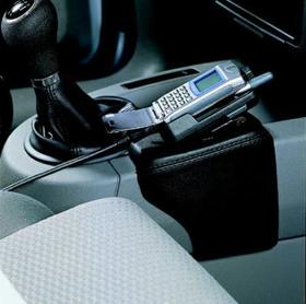 Konsola KUDA pod telefon do Audi A2