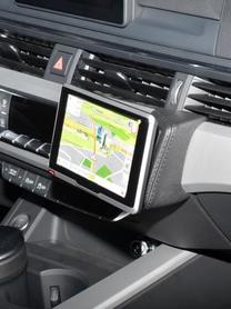 Konsola Kuda pod tel/navi do Audi A4 od 2015