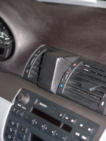 Konsola Kuda pod tel/navi do BMW 3 (E46) od 5/98