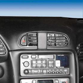 Konsola Kuda pod tel/navi do Chevrolet Corvette C5 od 1998