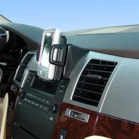 Konsola Kuda pod tel/navi do Cadillac Escalade od 2007