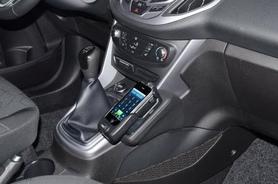 Konsola KUDA pod telefon do Ford B-Max 03/2012