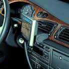 Konsola Kuda pod tel/navi do Jaguar S-Type od 98' do 02/2002