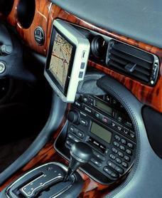 Konsola Kuda pod tel/navi do Jaguar XJ8 (X308) 97'-2003