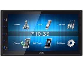 Stacja multimedialna JVC KW-M24BT