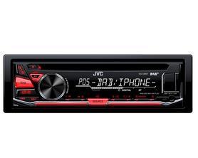 Radioodtwarzacz JVC KD-DB67