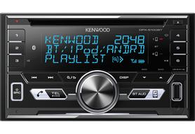 Radioodtwarzacz Kenwood DPX-5100BT