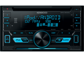 Radioodtwarzacz Kenwood DPX-3000U