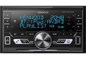 Radioodtwarzacz Kenwood DPX-M3100BT
