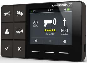 Yanosik GT + roczna transmisja danych