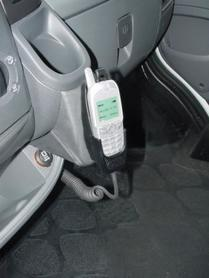 Konsola Kuda pod telefon do Citroen Jumper od 02/2002 do 08/2006 (montaż dolny)
