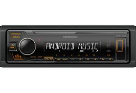 Radioodtwarzacz Kenwood KMM-105AY