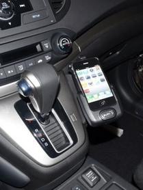 Konsola KUDA pod telefon do Honda CR-V