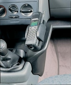 Konsola KUDA pod telefon do Audi A3 od 1996 do 2000