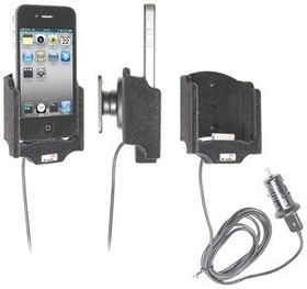 Uchwyt aktywny z kablem USB do Apple iPhone 4 & Apple iPhone 4S