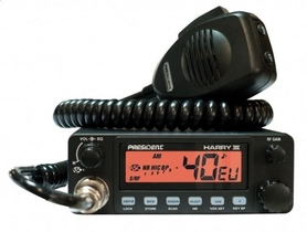 CB RADIO HARRY III ASC 12/24