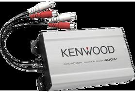 Wzmacniacz Kenwood KAC-M1804 4-kanałowy cyfrowy