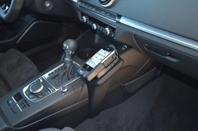 Konsola KUDA pod telefon do Audi A3 od 09/2012