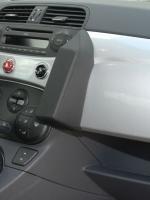 Konsola KUDA pod telefon do Fiat 500 od 08/2007