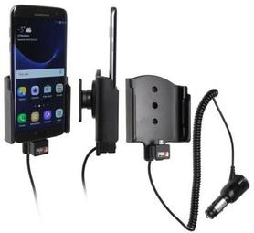 Uchwyt do Samsung Galaxy S7 Edge z wbudowaną ładowarką samochodową