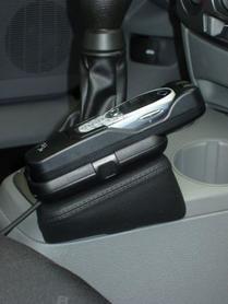 Konsola KUDA pod telefon do Mazda 2 od '03 do '07
