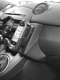 Konsola KUDA pod telefon do Mazda 2 od 2010