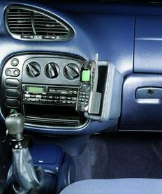 Konsola KUDA pod telefon do VW Sharan Ford Galaxy Seat Alhambra 1996-2000
