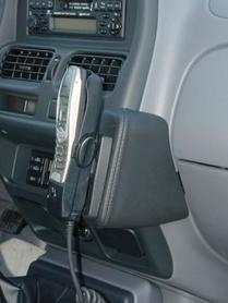 Konsola KUDA pod telefon do Nissan Navara od 1998