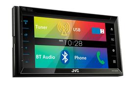 Stacja multimedialna JVC KW-V320BT