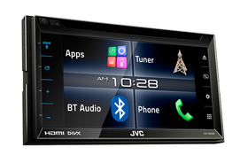 Stacja multimedialna JVC KW-V620BT