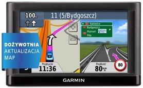 Nawigacja GARMIN nuvi 58LM Europe