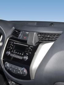 Konsola Kuda pod tel/navi do Nissan Navara D23 od 2016