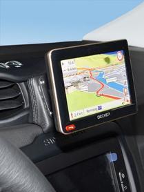 Konsola Kuda pod tel/navi do Jeep Renegade od 2015