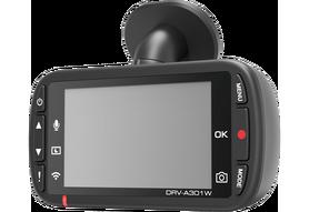 Rejestrator jazdy KENWOOD DRV-A301W FullHD z GPS i WIFI