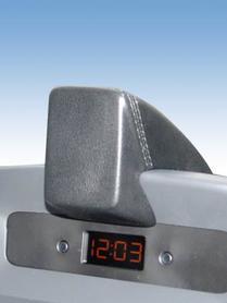 Konsola Kuda pod tel/navi do PeugeotPartner od 2003 do 04/2008