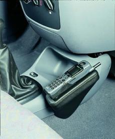 Konsola KUDA pod tel.do Mazda 121 od 1996 (wersja bez uchwytu na kubek)
