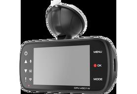 Rejestrator jazdy KENWOOD DRV-A501W Wide Quad HD z GPS, WIFI oraz wyjściem na tylną kamerę