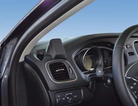 Konsola Kuda pod tel/navi do Volvo V40 od 10/2012