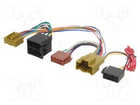 Kabel do zestawu głośnomówiącego THB, Parrot; Opel; PIN: 20
