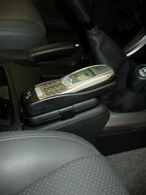 Konsola KUDA pod tel. do Lexus GX 470 od 2003 (USA)