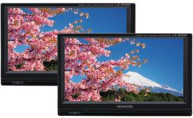 Kenwood LZ-612IR 6.1' Zestaw monitorów LCD montowany w zagłówku z transmiterem IR