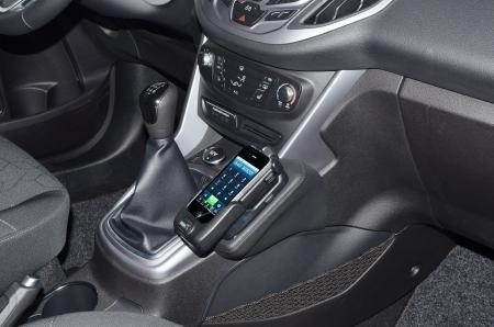 Konsola KUDA pod telefon do Ford B-Max 03/2012 (1)